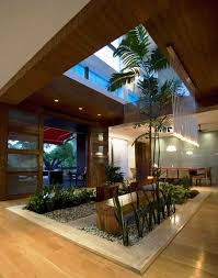 Best Courtyard Images On Pinterest Architecture Landscaping - Interior garden design ideas