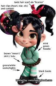 vanellope schweetz costume vanellope schweetz you re my by lou who on