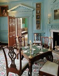 A Sneak Peek At Mount Vernon  Colonial Chocolate Love Balancing - Mount vernon dining room