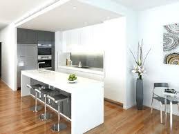 grande cuisine moderne grande cuisine moderne grande cuisine contemporaine blanche grande