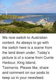 Tasmania Memes - 25 best memes about king island king island memes