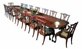 Mahogany And More Table And Chair Sets  Ft Chippendale Dining Set - Chippendale dining room furniture