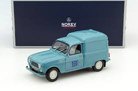 renault 4 dtw corporation rakuten global market norev 1 18 1965 model