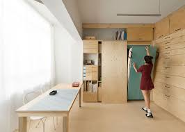 How Big Is 500 Square Feet Super Clever Small Space Solution The Transforming Living Cube