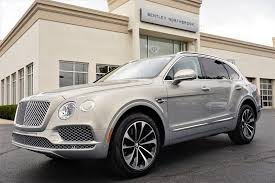 suv bentley 2017 price bentley dealer northbrook il new u0026 pre owned cars for sale near