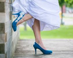 wedding shoes etsy teal wedding shoes etsy