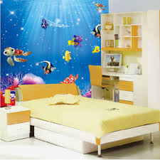 aliexpress com buy underwater world sea various shark fish ocean aliexpress com buy underwater world sea various shark fish ocean cartoon diy wall stickers wallpaper mural kids child room bedroom decal hg02834 s3 from