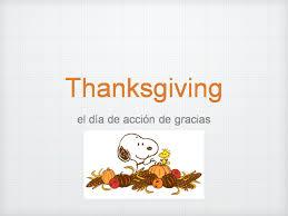 imagenes del dia de thanksgiving el puntal english corner