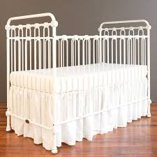 Designer Convertible Cribs Kidiway Zeni Solid Wood 4 In 1 Convertible Crib White Ba