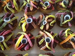 creepy cupcakes for halloween the mindful veggie