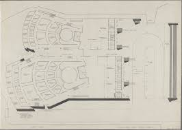 sydney opera house drawings state archives and records nsw ground floor nrs 12825 item sz112 03