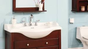 traditional comely narrow depth bathroom vanity decoration new in