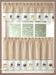 Black Curtains With Valance Kitchen Outstanding Kitchen Curtains Valances Covina Valance