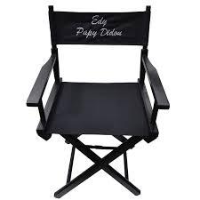 chaise metteur en fauteuil de personnalisé avec broderie amikado