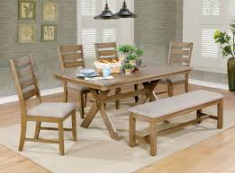 6 Piece Dining Room Set August Grove Absecon 6 Piece Dining Set U0026 Reviews Wayfair