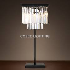 Crystal Desk Lamp by Online Get Cheap Crystal Table Lamps Aliexpress Com Alibaba Group