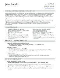 Field Service Engineer Resume Sample Sample Chemical Engineering Resume Sample Chemical Engineer Resume