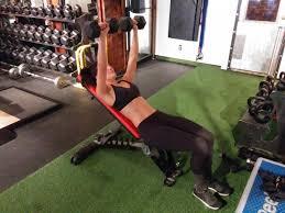 the best chest exercise for women for bust enhancement bodyrock
