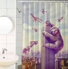 Aquarium Shower Curtain 99 Super Cool Shower Curtains To Transform Your Bathroom Today