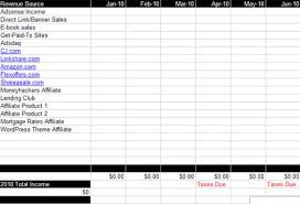 Income Tracker Spreadsheet How I Keep Track Of Income And Expenses And Why It S Important