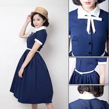 aliexpress com buy fashion vintage audrey hepburn dress retro