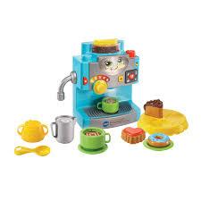 jouet imitation cuisine ma machine à expresso vtech king jouet cuisine et