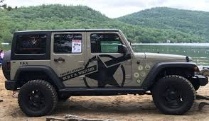 jeep wrangler military 2017 jeepin u0027 for vets vets count new hampshire