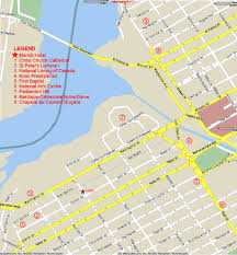 Map Qust Rcco National Convention Ottawa July 21 25 2003