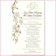 wedding invitation program wedding invitations using photos cozy make your own wedding