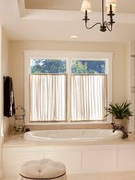 Tension Rods For Windows Ideas Useful Ideas For Bathroom Window Treatments Unique Small Bathroom