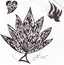 leaf by d3aths adv0cate on deviantart