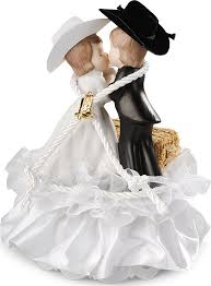 cowboy wedding cake toppers cowboy wedding cake toppers