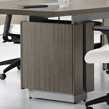 Global Boardroom Tables Contemporary Boardroom Table Laminate Rectangular Curved