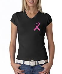 ribbon shirt breast cancer awareness shirt pink ribbon