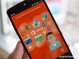 office app for android microsoft office goes completely free for android phones update