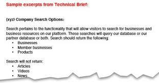 critical web development document samples every business needs