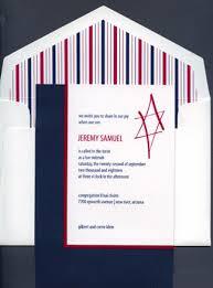premium bar and bat mitzvah invitations layered cards vellum more