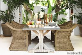 wicker dining room chairs 87 patio and outdoor room design ideas and photos
