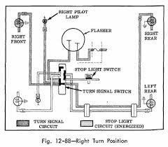 wiring diagram turn signal circuit diagram of 1966 oldsmobile 33