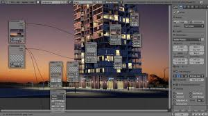create a building how to create a high rise building in blender part 2 of 2 youtube