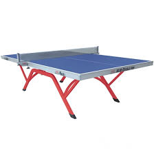 collapsible table tennis table professional single folding table tennis table for competitons