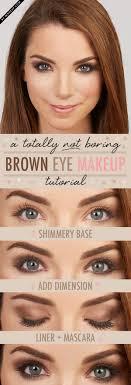 eyeshadow tutorial for brown skin how to smokey brown eye makeup makeup com