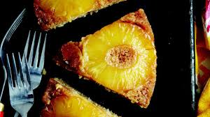 pineapple upside down cake with hawaiian sea salt grandparents com