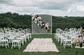 wedding backdrop for pictures 5 creative wedding backdrop ideas wedding styling inspiration