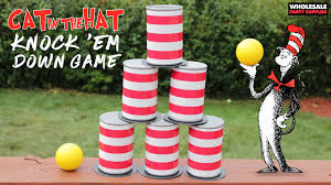 Cat In The Hat Party Decorations Party Ideas U0026 Activities By Wholesale Party Supplies