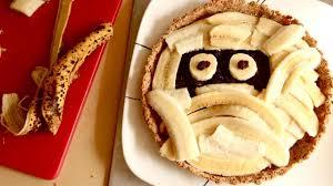 zombie mummy halloween tart recipe sweet tarts youtube