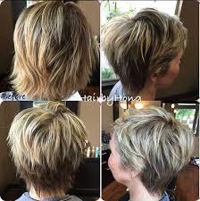 hair with shag back view 20 short shag haircuts short hairstyles 2016 2017 most