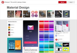 11 sites to help you find material design inspiration