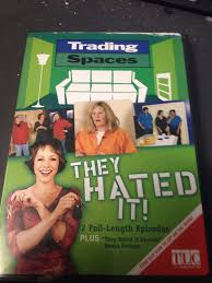 trading spaces trading spaces they hated it dvd w tlc u0027s paige davis 2003 ebay