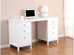 bureaux blanc laqué bureau blanc 130 cm bureau en bois blanc l 130 cm bureau blanc laque